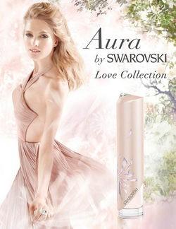 'Aura by Swarovski Love Collection'