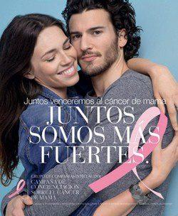 Imagen de la campaña contra el cáncer