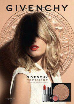 Paulina Heiler promociona 'Croisière' de Givenchy