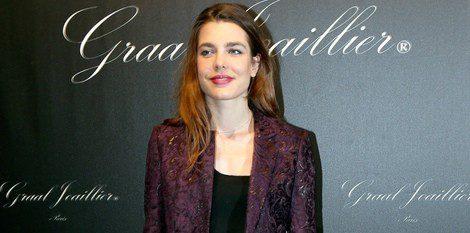 Carlota Casiraghi imagen de Gucci cosméticos