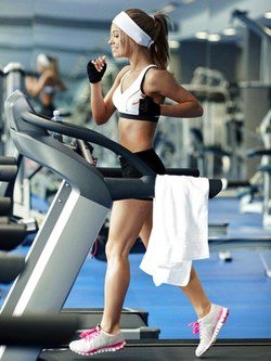 Se adelgazar yendo al gym