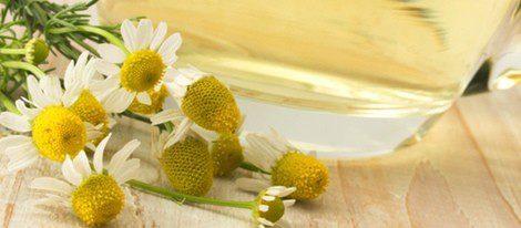 La camomila es el remedio natural para aclarar el cabello