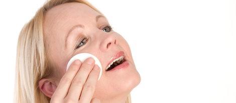 Limpieza de cara