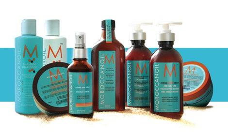 Gama de productos de Moroccanoil
