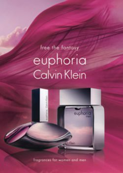 'Euphoria' de Calvin Klein