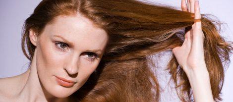 Mascarillas caseras para tratar el cabello seco y maltratado