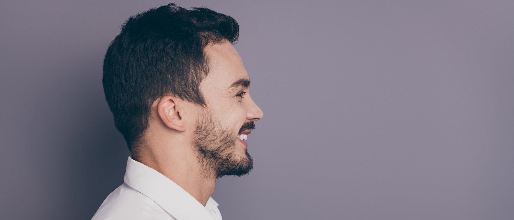 La barba esta de moda, pero no a todos les queda bien