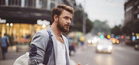 Para muchos hombres la barba es cuestión de estética