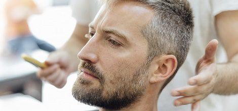 La barba te hace parecer mayor