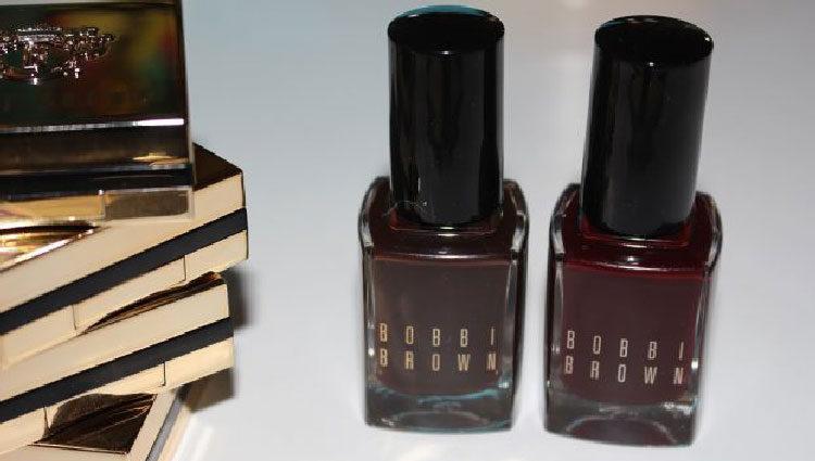 Algunos de los productos de la nueva colección de Bobbi Brown