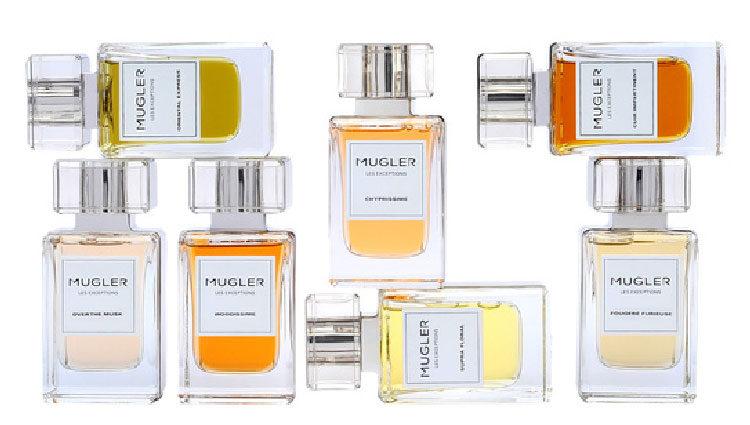 Nueva colección de perfumes de Mugler