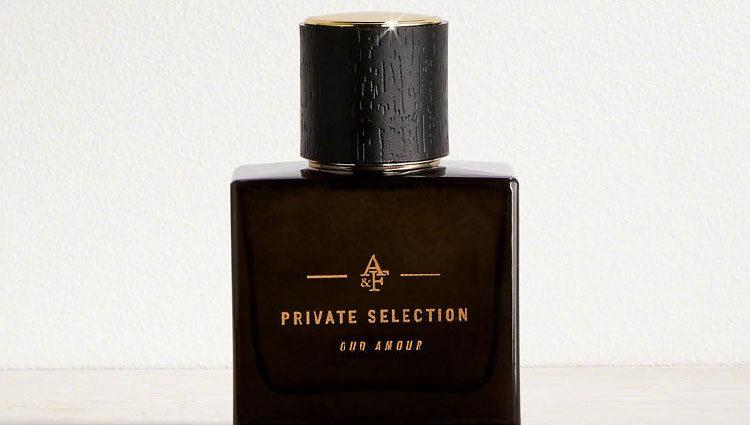 Una de las fragancias de la nueva colección de Abercrombie & Fitch