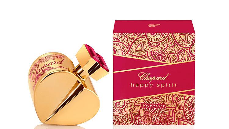 Nuevo perfume de Chopard