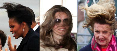 Michelle Obama, Letizia y la Reina Sonia de Noruega