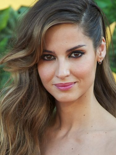 Ariadne Artiles con mechas 'tiger eye'