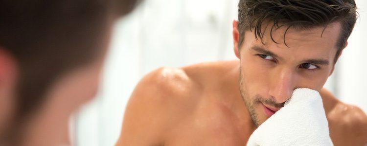 Siempre que salgas de la ducha deberás secar tu barba para mantenerla perfecta