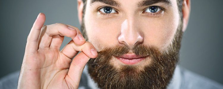 El aceite sirve también para cuidar la piel que hay bajo la barba