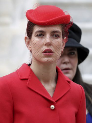 Carlota Casiraghi en el Día Nacional de Mónaco de 2016