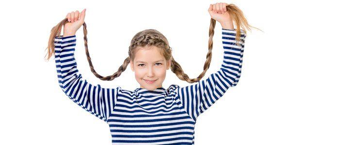 Las trenzas es un peinado que nos acompaña desde la niñez
