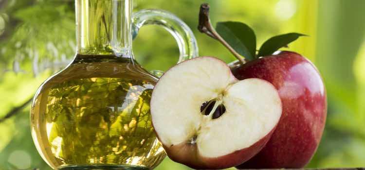 Prueba una mascarilla a base de manzana