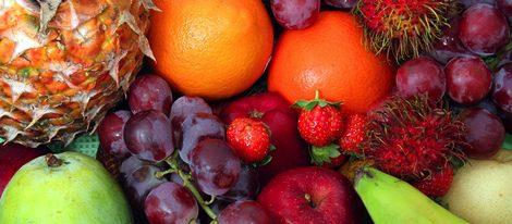 mascarillas de frutas