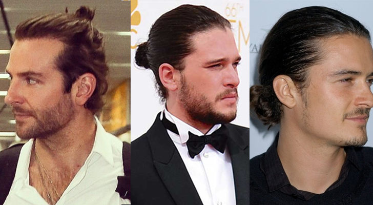 Bradley Cooper, Kit Harington y Orlando Bloom
