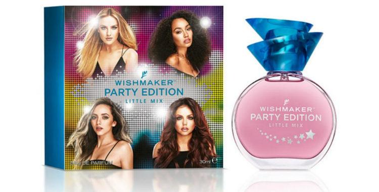 'Wishmaker Party Edition', el nuevo perfume de Little Mix