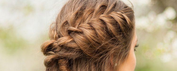 Los peinados con trenzas te darán un toque más sofisticado