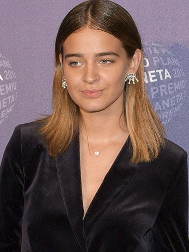 Laura Escanes, en los Premios Planeta