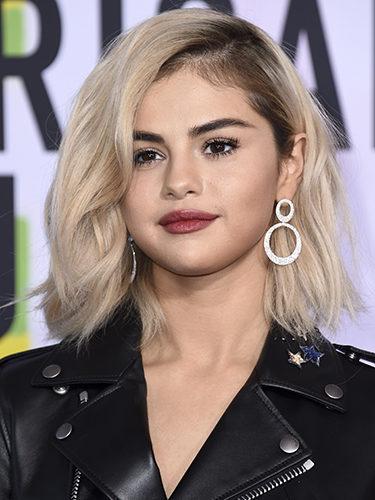 Selena Gomez, en los AMA 2017