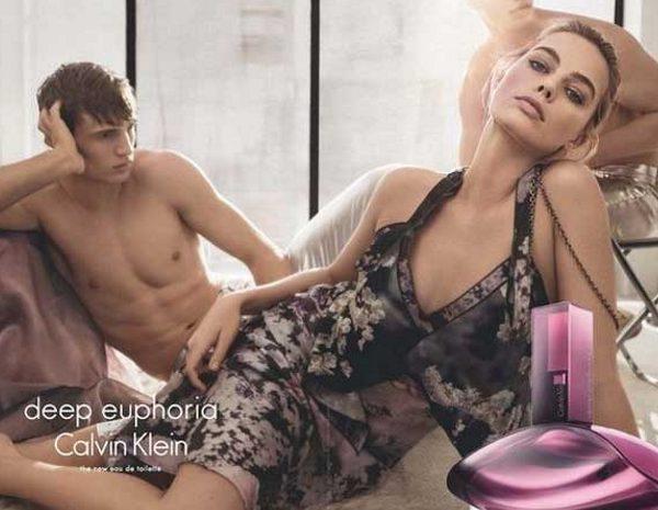 Deep Euphoria y Euphoria pure gold, las dos conquistas de Calvin Klein