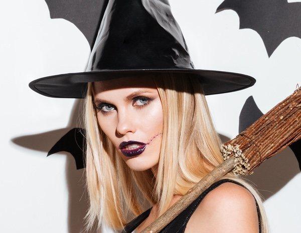 Cómo maquillarse de bruja para Halloween