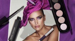 Irina Shayk se convierte en el nuevo rostro de Marc Jacobs Beauty Russia