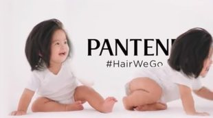 Pantene ficha como embajadora a Baby Chanco, una niña de tan solo 12 meses