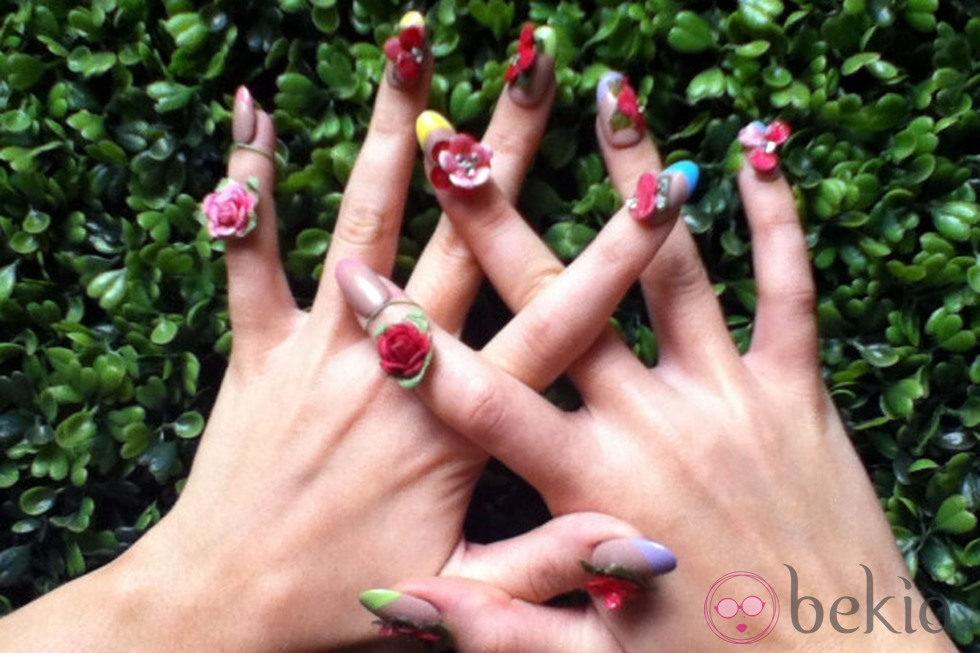 Furgonetas Decoradas Flores